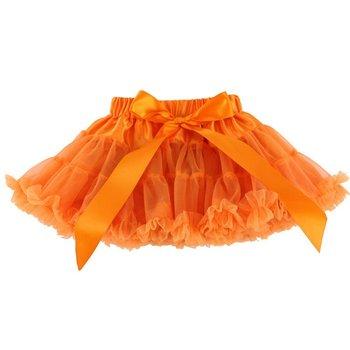 June Bird Orange Petti Skirt