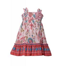 Bonnie Baby Paisley Print Sundress