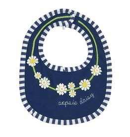 Mud Pie Oopsie Daisy Necklace Bib