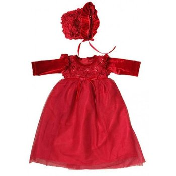 Haute Baby Holiday Sparkle Gown
