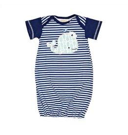Haute Baby Whale Tale Boy Gown
