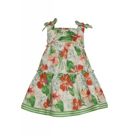 Bonnie Baby Hawaiian Sundress