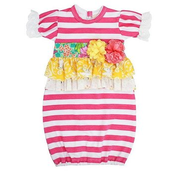 Haute Baby Summer Sizzle Take Home Gown
