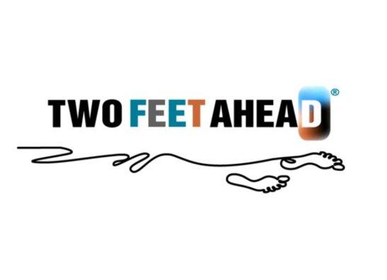 2 Feet Ahead
