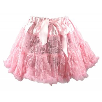 Pink and Lace Pettiskirt