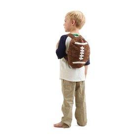 Mud Pie Football Backpack