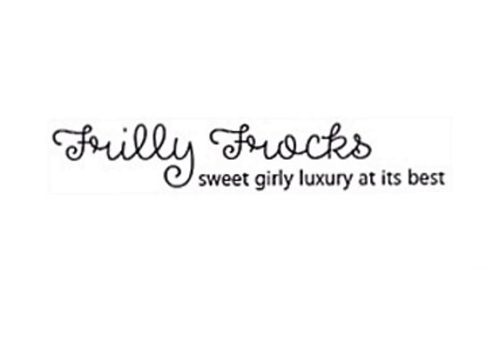 Frilly Frocks