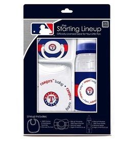 NFL/MLB Collection Texas Rangers Starting Lineup Set