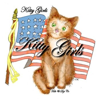 Kitty Girls Tulle & Dye Co