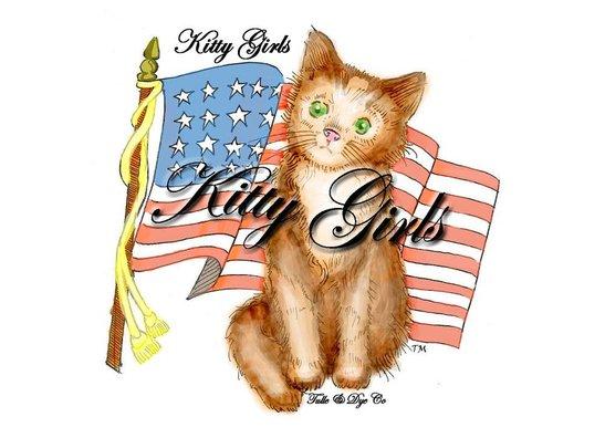 Kitty Girls Tulle & Dye Co