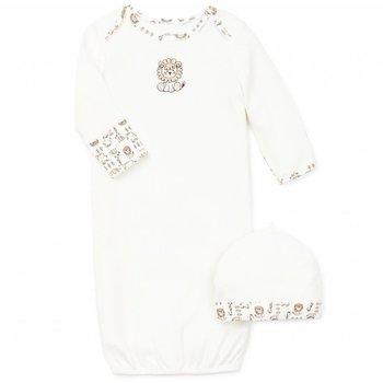 Little Me Little Lion Gown