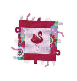 Maison Chic Fannie the Flamingo Multifuntion Blankie