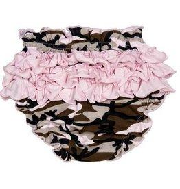 Ganz Light Pink Camo Bloomers