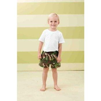 Mud Pie Camo Boxer Shorts