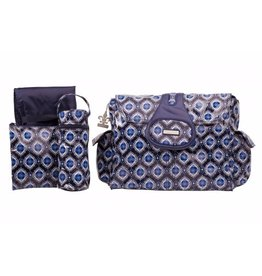 Kalencom Navy Medallion Elite Bag