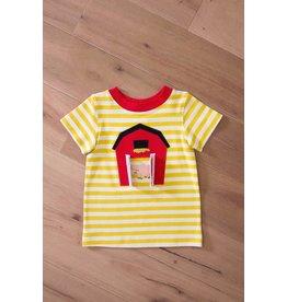 Wally & Willie Farm Boys T-Shirt Golden