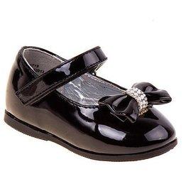 JoSmo Black Patent Leather Mary Jane