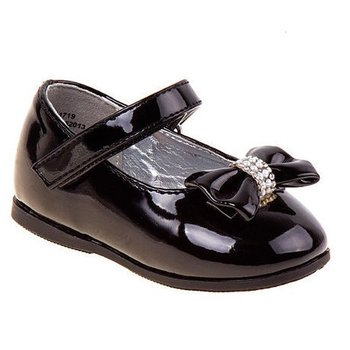JoSmo Black Patent Leather Mary Jane