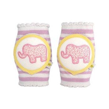 Crawlings Pink Elephant Knee Pad