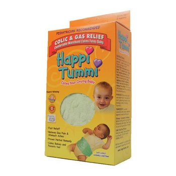 Happi Tummi Green Happy Tummi Colic & Gas Relief Waistband