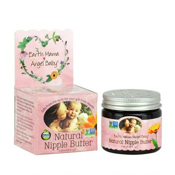 Earth Mama & Angel Baby Natural Nipple Butter