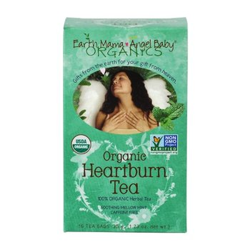 Earth Mama & Angel Baby Organic Heartburn Tea