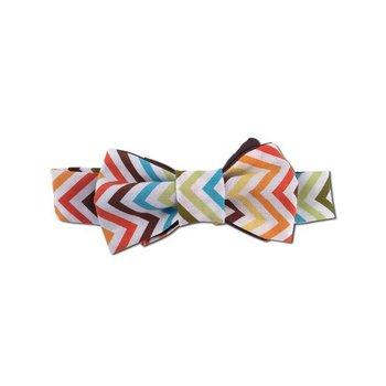 Juxby Chevron Bow Tie