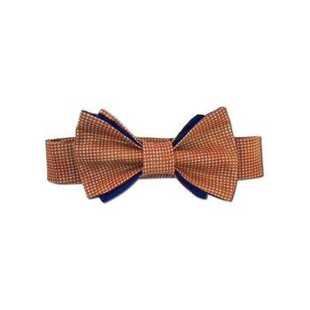 Juxby Orange Bow Tie