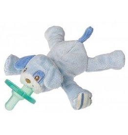 WubbaNub Blue Puppy Wubbanub