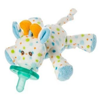 Mary Meyer Multi Color Polka Dot Horse Wubbanub
