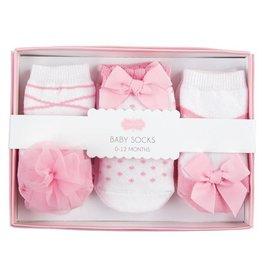 Mud Pie Princess Sock Set