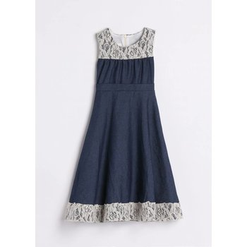 Isobella & Chloe Denim Doll- Dress
