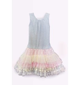 Isobella & Chloe Candy Dots Dress