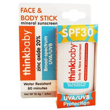 Think Baby Think Baby Face and Body Sun Screen Stick