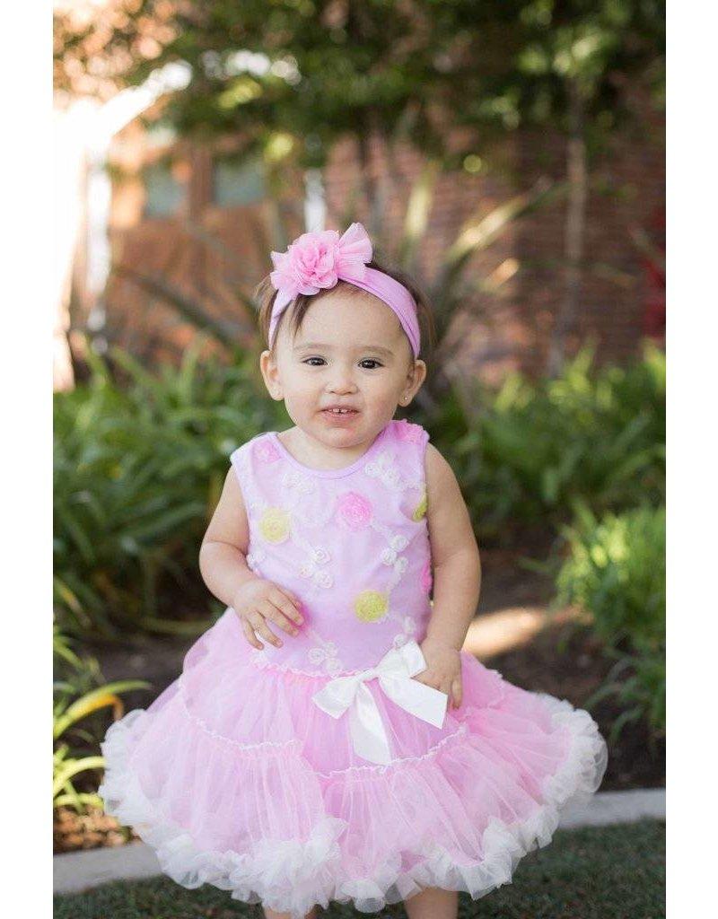 Popatu Popatu Flower Petti Dress