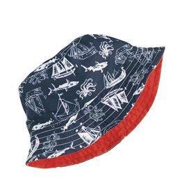 Mud Pie Shark Sun Hat