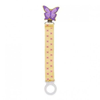 C.R. Gibson Butterfly Paci Clip