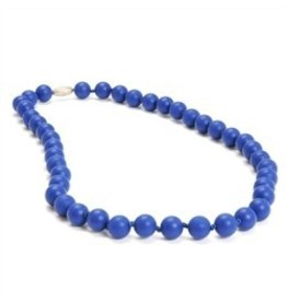 Navy Chewbeads Necklace