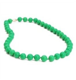 Chewbeads Green Chewbeads Necklace