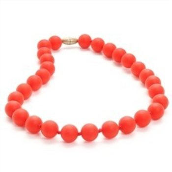 Cherry Red Jr Chewbeads