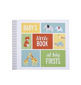 C.R. Gibson Baby's Little Book of Big Firsts