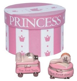 Mud Pie Princess Tooth and Curl Set