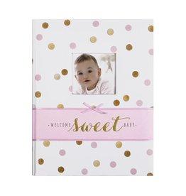 "C.R. Gibson Carter Memory Book ""Sparkle Sweet"""