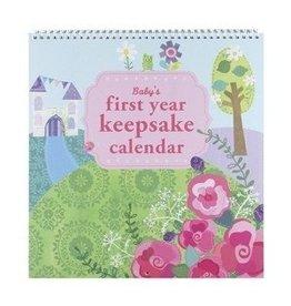 C.R. Gibson Castle Keepsake Calendar