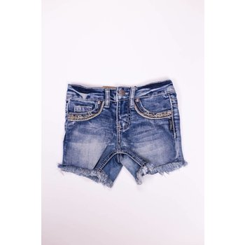 Silver Jeans Denim Shorts