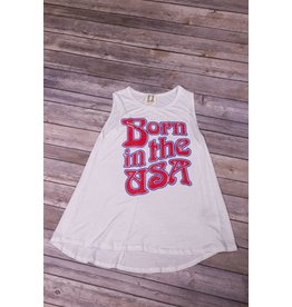PP LA Born in the USA Tank Top