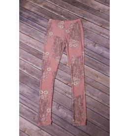 PP LA Pink Floral Ivory