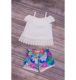 Rare Editions Tropical Paradise Short Set