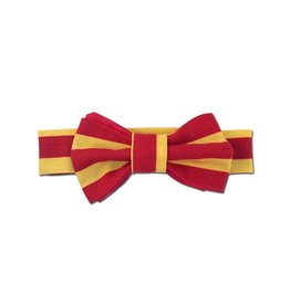 Juxby Red/Yellow Bow Tie