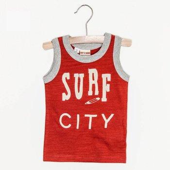 Bit'z Kids Surf City Ringer Tank